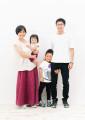 太田様 家族写真