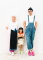 小川様 家族写真
