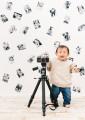 喜多様 1歳バースデー記念写真